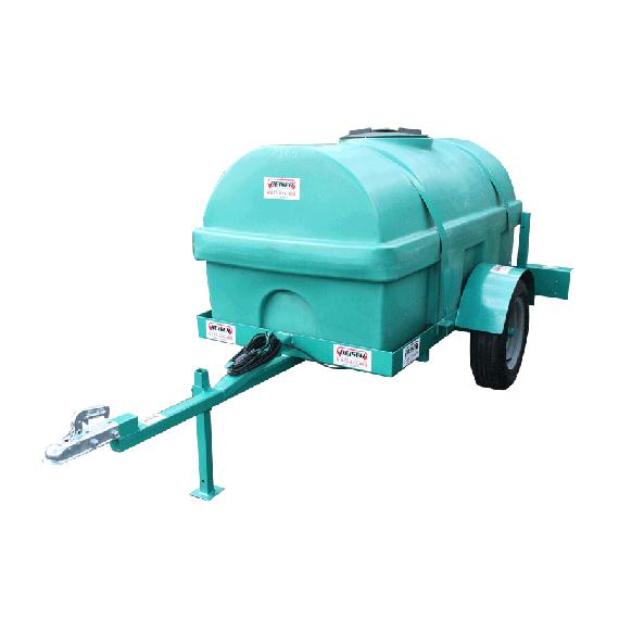 Neuer verstärkter PEHD-Tank auf Gestell 1200 Liter EP