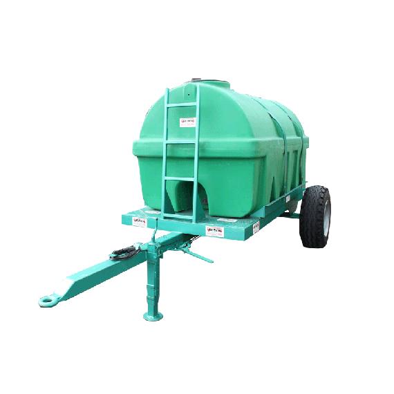Neuer verstärkter PEHD-Tank auf Gestell 2750 Liter EP