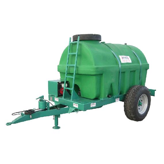 Neuer verstärkter PEHD-Tank auf Gestell 6500 Liter EP