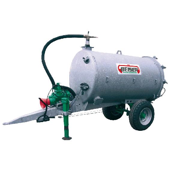 Gülletank speziell für Weinberge, Fassungsvermögen 2300 Liter