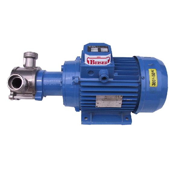 Melassepumpe mit Dreiphasenwechselstrom (380V), Durchsatz 280L/min