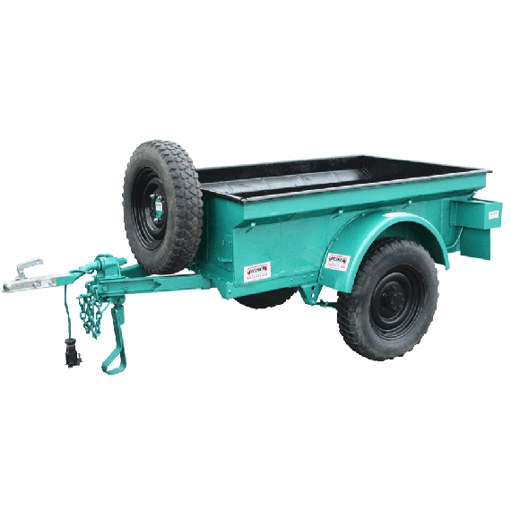 Jeep-Anhänger