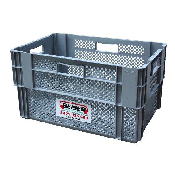 Stapelbare Kisten 600x400x325mm