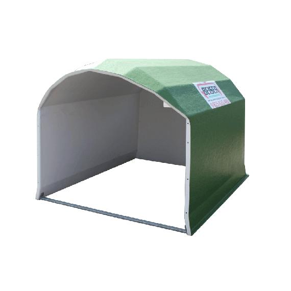 Kollektiv Kälberhütte 3 Plätze ohne Auslauf
