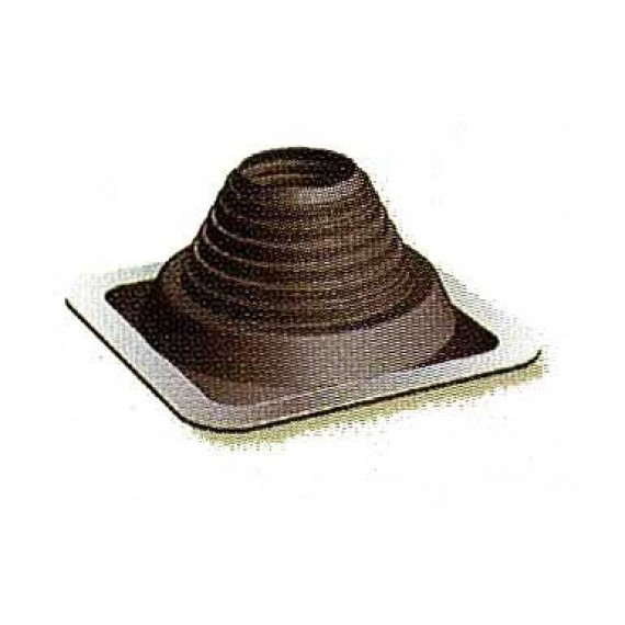 Anschluss für Dach-Austrittsrohr 90 bis 180 mm