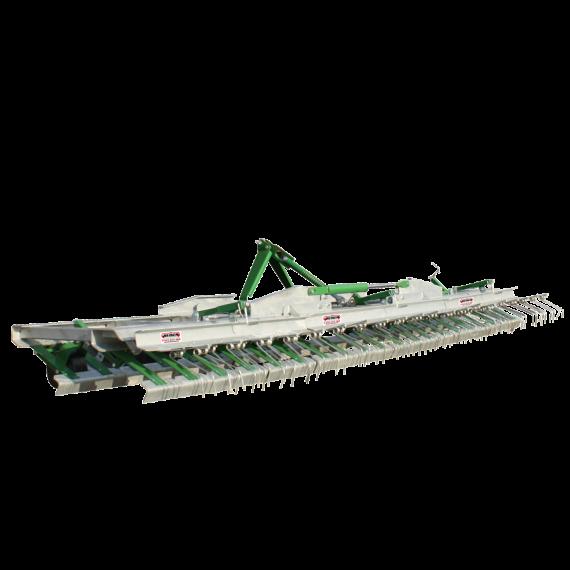 Verzinkt Wiesenhobel 4,80 m (neu Model)