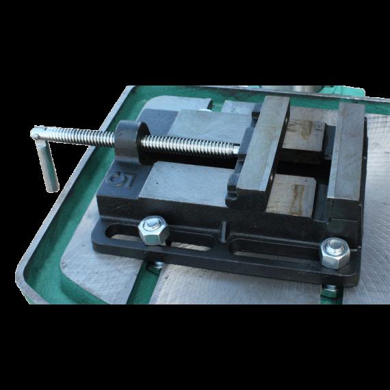 5 Zoll Schraubstock für Säulenbohrmaschine 380 V - 1000 W (DP43020F)
