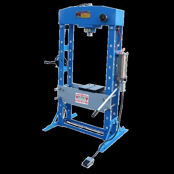 Werkstattpresse Hydraulisch/pneumatisch 100T