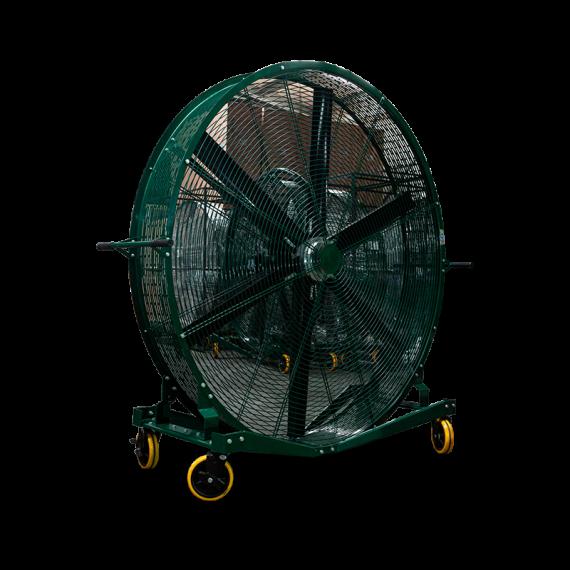 Abluftventilator Mobil auf Räder - Ø 2000 mm
