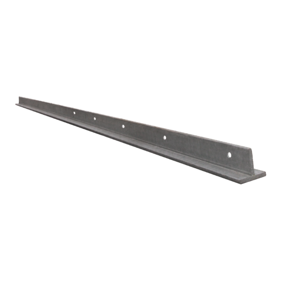 Pflock T 50 VERZINKT Länge 2 m