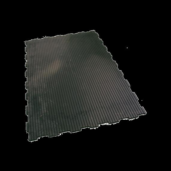 Puzzlematte aus Gummi 178cm x 116cm, Dicke 19 mm