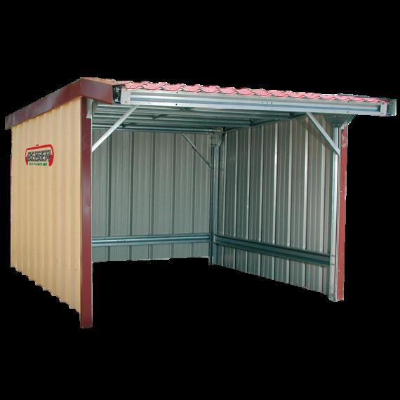 beiser environnement abri en kit bard 3 x 3 m contactez nous au 0 825 825 488. Black Bedroom Furniture Sets. Home Design Ideas