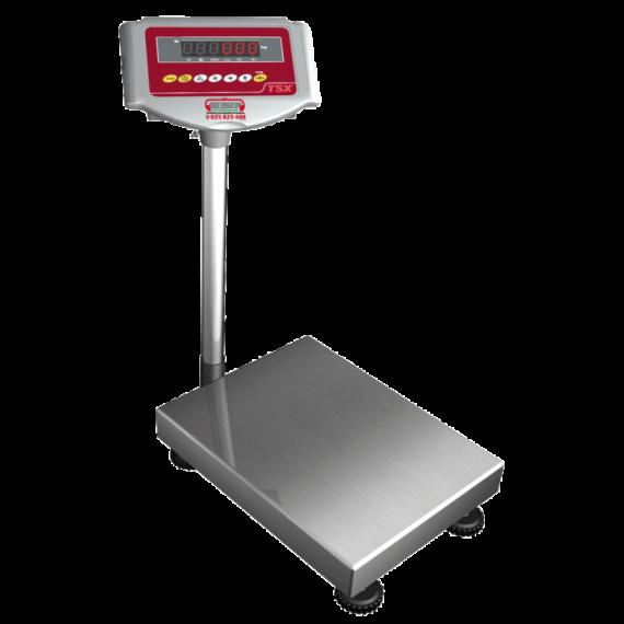 Edelstahlwaage 150 kg