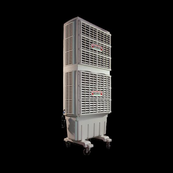 Mobiler Luftkühler Durchsatz 14000m3/Stunde