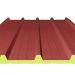Beiser Environnement - Kälberbox mit isoliertem Dach 4 Plätze mit PVC-Wänden