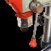 Perceuse à colonne 220V - 750W avec la protection du mandrin