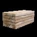 Beiser Environnement - Traverses de chemin de fer palette de 20 pièces + 20 litres de goudron - Palette