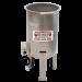 Beiser Environnement - Wanne zur Erhaltung der Temperatur  DIT LT80 (47cm x 95 cm)