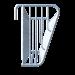 Beiser Environnement - Futterraufe für Gitter 1,75m - Überclick