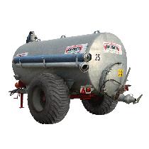 Tonne à lisier 8000 litres