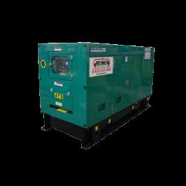 Groupe électrogène diesel silencieux 24 kW / 30 kVA