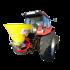 Saleuse 500 litres hydraulique sur 3 points