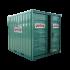 Container de stockage - Modèle LC 8, 10 m3