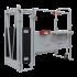 Beiser Environnement - Cage à césarienne avec panneaux latéraux réglables - Vue d'ensemble
