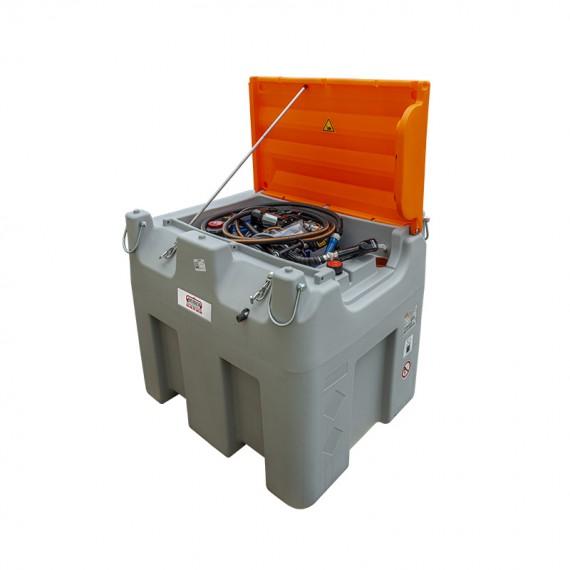 Pack transport PEHD Fuel/Adblue 440L/50L