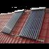 Solarer Warmwasserbereiter 4 Röhrenkollektoren 6,84 m²