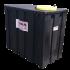 Beiser Environnement - Citerne de récupération renforcé pour huiles usagées en PEHD, 1000 litres