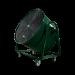 Ventilateur extracteur d'air mobile 800 mm
