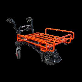 Kruiwagen met elektrische motor
