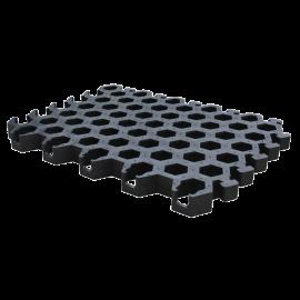 Roostervloer van gerecycled PVC 50 X 40 X 4