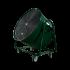Mobiele ventilatore 700 mm - 380V + Ventilatie kanaal 5 m