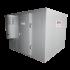 Koude kamer 10,18 m³ met rek (-4 °C/+4 °C) geleverd in kit
