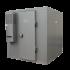 Koude kamer 6,31 m³ met rek (-4 °C/+4 °C) geleverd in kit