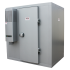 Koude kamer 4,38 m³ met rek (-4 °C/+4 °C) geleverd in kit