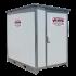 Beiser Environnement - Vente de Citerne Fuel Fioul Azote Engrais - SaS Préventif en kit Mobile 8m3 - Vue extérieure