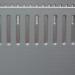 Beiser Environnement - Kalverbox met 5 plaatsen op wielen met geïsoleerde wanden en geïsoleerd dak, 40 mmen PVC binnenwand