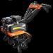 Termische motoculteur CT201 + Wielset voor