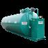 """Beiser Environnement - Station citerne fuel acier double paroi 25000 L, NN2G avec limiteur de remplissage 2"""""""