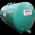 Beiser Environnement - Citerne acier haut de gamme 8000 litres reconditionnée sur faux châssis