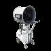 Beiser Environnement - Brumiventilateur avec oscillation automatique 60L 670W