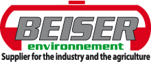 Beiser Environnement - On-line sale of farm implements, breeding, sheet steel and tank